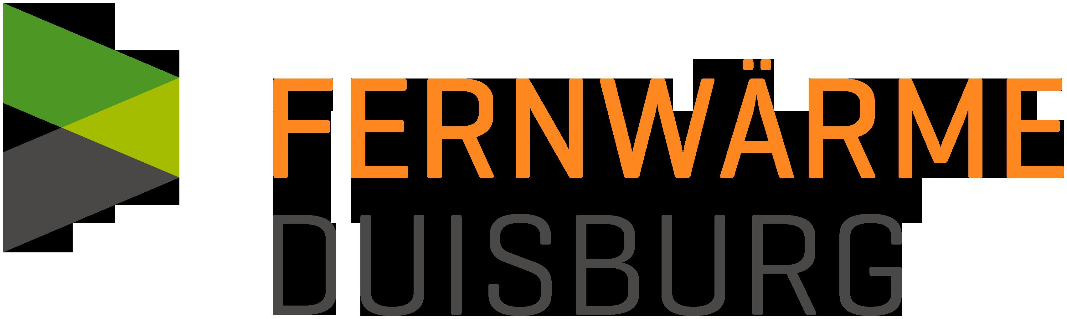 Logo Fernwärme Duisburg